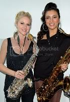With Mindi Abair