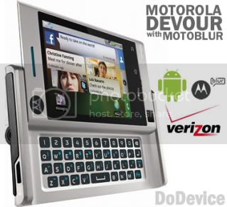 Motorola Devour