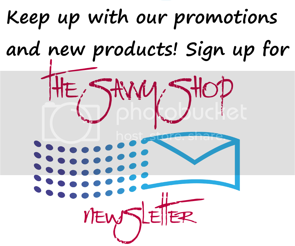 The Savvy Shop Newsletter