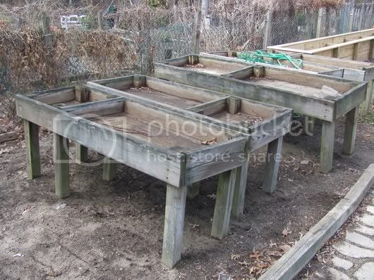 FGS Accessible Garden old raised beds